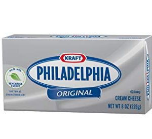 kraft phildelphia cream cheese