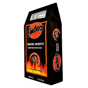 embers charcoal briquets
