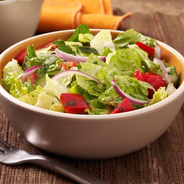 american garden salad
