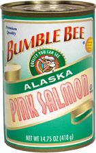 bumble bee pink salamon