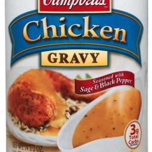 gampbell's chicken gravy