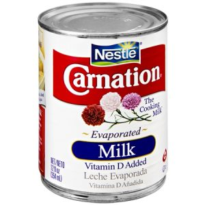 carnation nestle' milk