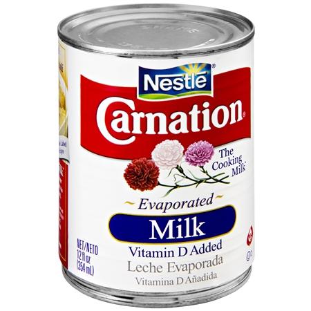 carnation nestle' milk