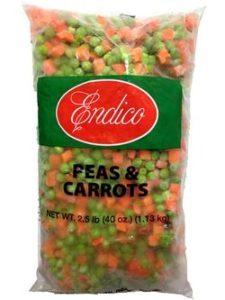 endico peas & carrots