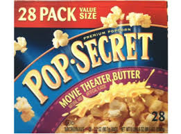 pop secret butter