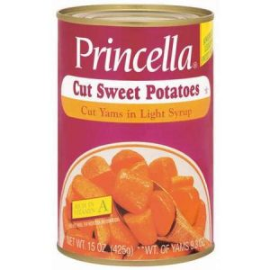 princella sweet potatoes