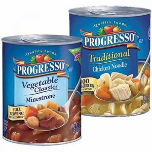 progresso chicken noodle