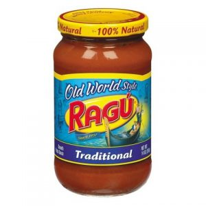 old world style ragu