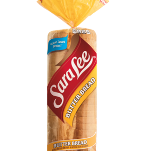 sara lee butter bread