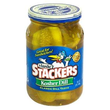 stacker kosher dill