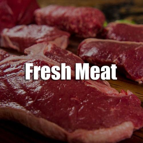 Sunshine Supermarkets  fresh meat menu