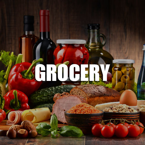 Sunshine Supermarkets grocery menu