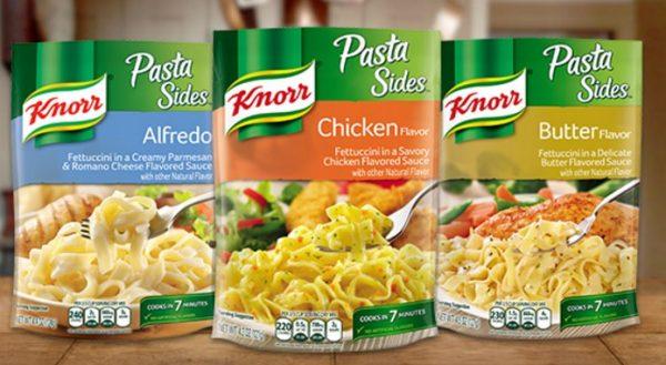 pasta sides knorr