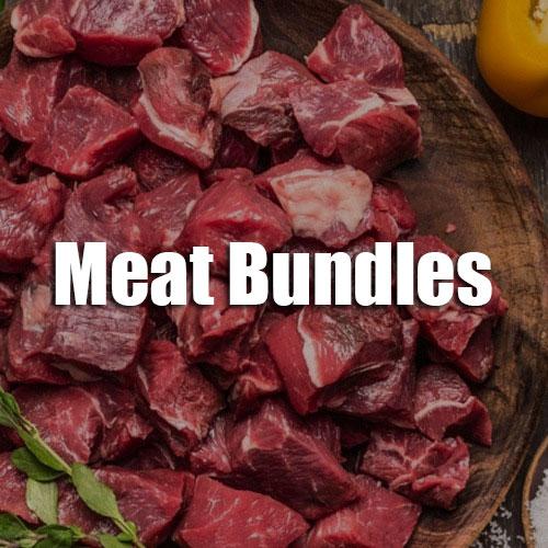 Sunshine Supermarkets meat bundles menu