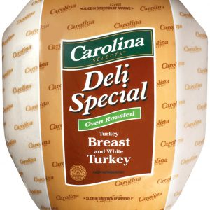 deli special turkey breast and white turkey