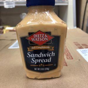 dietz & watson sandwich spread