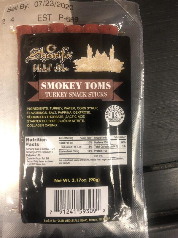 sharifa somkey toms snack sticks