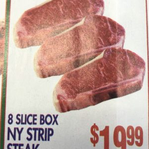 ny strip steak
