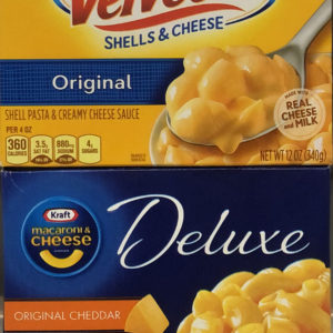 velveeta shells & cheese deluxe